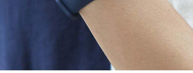 2 шт. Защитная пленка для mi Группа 4 ремень пленка из закаленного стекла с защитой от/устойчивая к царапинам протектор mi Группа 4 стекло(не закаленное стекло