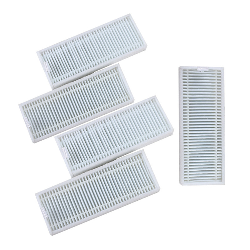 Robot Vacuum Cleaner Filters HEPA Filters For Dexp LF-800 Lf800 Robotic Vacuum Cleaner Filter Parts Accessories
