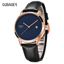 OUBAOER Lurury Men Watches Automatic Mec