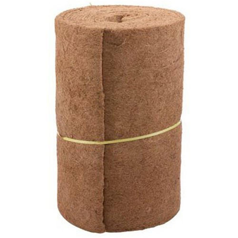 85 см кокосовый мат, натуральный кокосовый лайнер для кокосовой пальмы, навальный рулон, ковер для настенных подвесных корзин, цветочный горшок, коврик для среды обитания рептилий|Подкладки для корзины|   | АлиЭкспресс