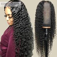 Lace Front Human Hair Wigs For Black Women Water Wave HD Frontal Short Bob Brazilian Curly Transparen Closure Wig Full 28 inch
