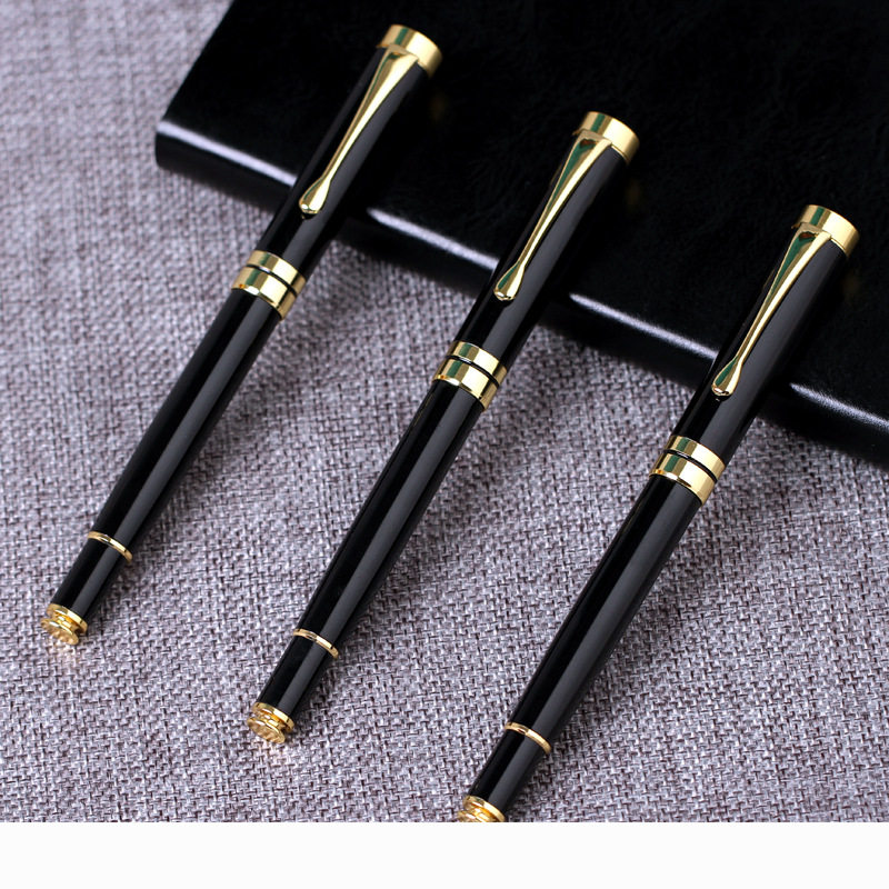 High Quality Heavy Body Various Colo 0.5mm Business Office Medium Nib Ballpoint Pen New