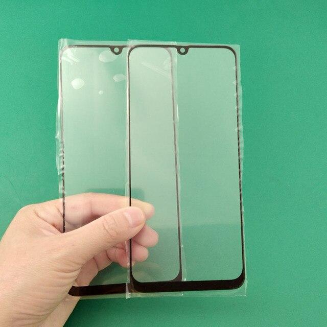 5 sztuk szkło + OCA 2019 wyświetlacz ekran przedni panel zewnętrzny dla sm A10 A20 A30 A40 A50 A60 A70 A80A90 naprawa telefonu laminowanie oca film