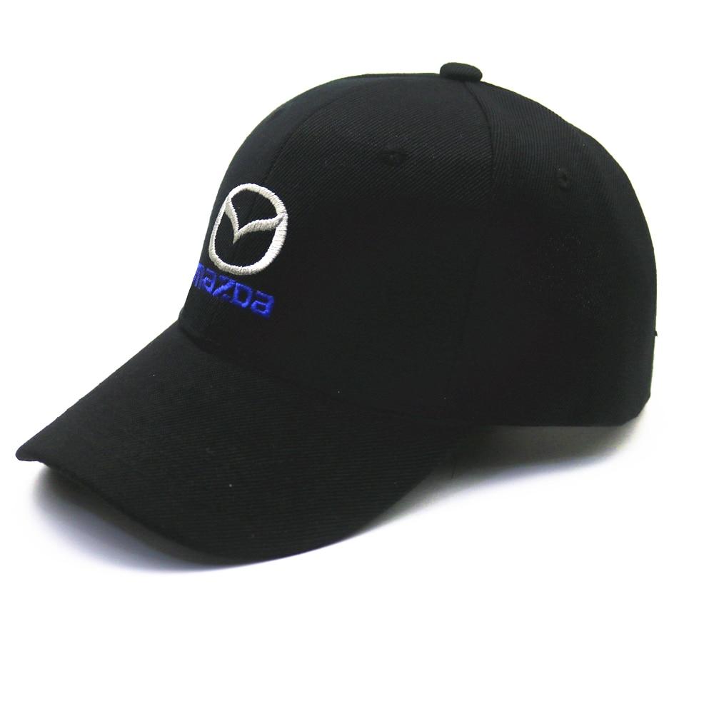 2019   Cap     Baseball   Snapback Hat Summer   Cap   hats for MAZDA CX-5 CX-7 MAZDA 3 6 2 ATENZA Axela Motorcycle Car Styling Accessories