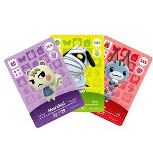 Image 2 - Animal Crossing Card New Horizons Voor Ns Games Amibo Schakelaar/Lite Card Nfc Welkom Kaarten Serie 1 Tot 4