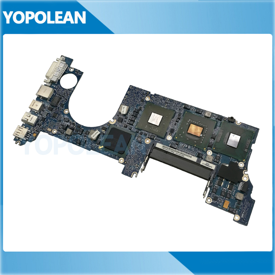 Full Tested For Apple Macbook Pro 15 A1226 Motherboard 2 4GHz T7700 820 2101 A 661