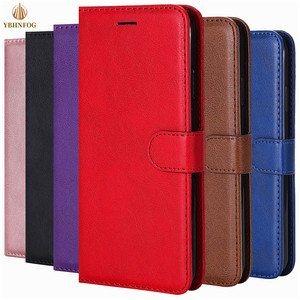For Xiaomi Redmi Note 3 4X 5A 6 7 8T 9S Pro Simplicity Leather Flip Case For Redmi 9 4A 6 5 Plus K20 K30 Pro Wallet Stand Cover