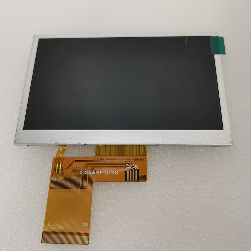 Compatible replacement XXWY43001A GL043024-1 043056B0-40 4.3 inch LCD screen