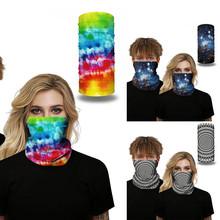Ochrona UV Camo szalik chustka na zewnątrz szalik Sport mężczyźni magiczny szalik nakrycia głowy rower narciarski wędkarstwo maska kolarstwo szalik 04 tanie tanio high permeability microfiber support 20200413