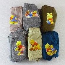 6 Pcs/lot Kid Boys Underwear cartoon For Baby Shorts Panties Childrens Boxer Underpants Briefs boys Underware Pants 1-10Y