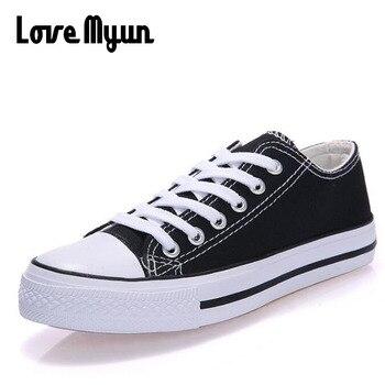 Wiosna jesień lato nowy marka chłopiec/mężczyzna przypadkowi brezentowi buty oddychający Tenis moda mężczyzna tenisówka mieszkania buty LL-255