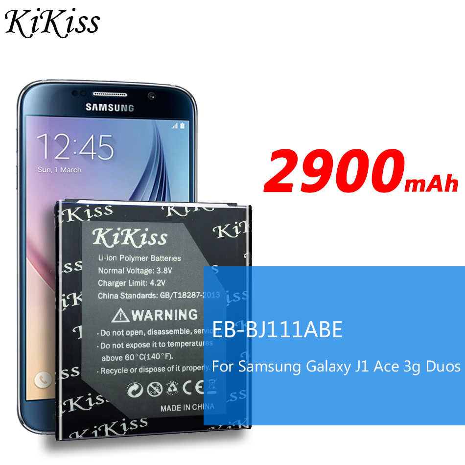 Сменный аккумулятор EB-BJ111ABE для samsung Galaxy J1 J Ace J110 SM-J110F J110H J110F J110FM 4G версия 2900 мАч