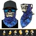 Маска-Балаклава унисекс для мужчин и женщин, спортивный шелковый шарф для скалолазания, маска для лица