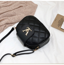 Leather Women Bag Small Shoulder Bag/Messenger Woman