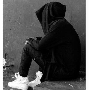 Image 3 - הסווטשרט סווטשירט ארוך שרוולים היפ הופ Stype זכר נים Assassin מאסטר קוספליי קרדיגן מעיל בתוספת Assassins Creed נים