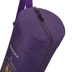 Image 4 - Gonex Yoga Mat Bag, Full Zip Exercise Gym Carry Bag Durable Waterproof Oxford Cloth with 2 Pockets, Adjustable Shoulder Strap