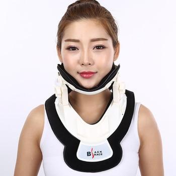 neck traction device ervical traction home medical care neck cervical collar cervical therapy instrument vertebral massage