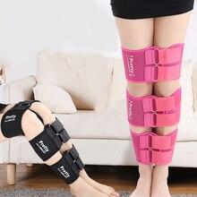 Adult Beam Legs Orthosis Trainer O-Legs X-leg Type Correction Shaper Belt O-shaped Straight Thick Rhombic Leg Shapers