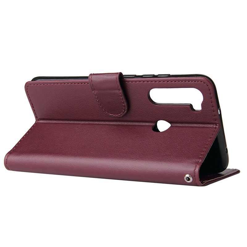 Leather Wallet Case Flip Cover for Xiaomi Redmi Note 8 7 6 5 4 Pro 8A7A 6A 5A 4X 5X 5 Plus Protect Cover 4