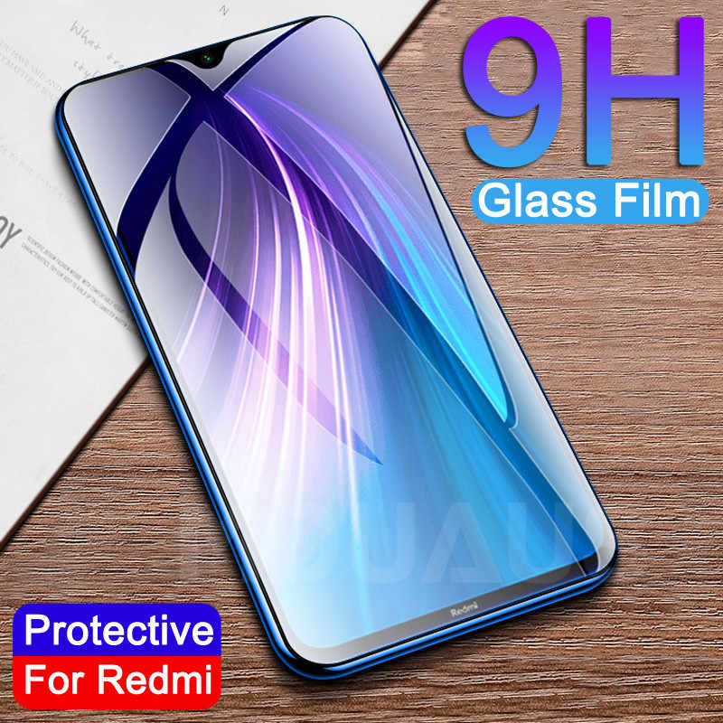 9H Tempered Glass For Xiaomi Redmi Note 8 7 6 Pro Screen Protector For Redmi 7 7A 6 Pro 6A S2 K20 Pro Protective Glass Film Case