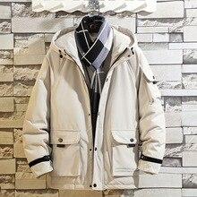 Мужские зимние куртки и пальто больших размеров 4XL 5XL мужские парки 1-20
