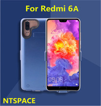 6000mAh External Charging Cover for Redmi 6A Battery Charger Cases Battery Power Case For Xiaomi Redmi 6A Backup Power Bank