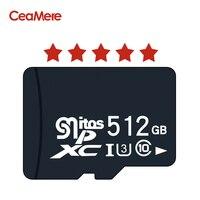 Cartão de memória micro sd/tf de alta velocidade, 5 peças, atacado, 1gb, 2gb, 4gb, 8gb, 16gb, 32gb, 64gb, 128gb, tf/sd para smartphone
