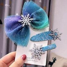3PCS Headwear Costumes Accessories for Elsa Princess Headban