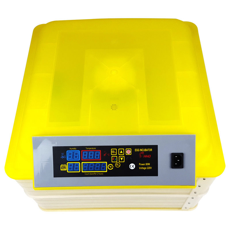 Newest Digital Egg Hatching Incubator With Temperature Alarm/Humidity Alarm For Birds 9