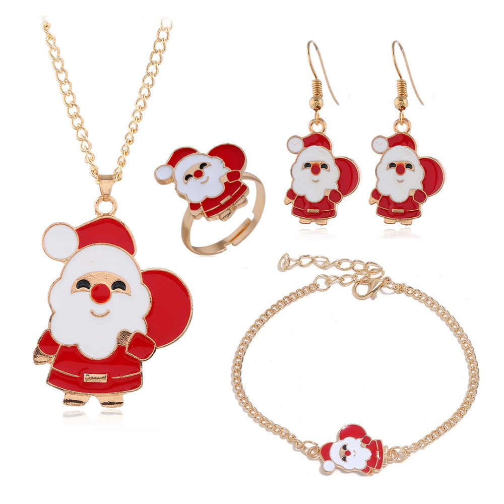 Christmas Ornaments Christmas 2019 Navidad Santa Claus Bracelet Merry Christmas Decorations For Home 2019 Natal Decor Noel