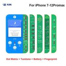 JC V1S LCD True Tone Touch Shock Baseband Logic Almighty Dot Matrix Battery Fingerprint  Programmer for iPhone 7 12Pro Max