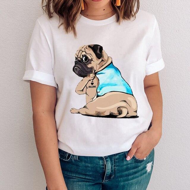 I Love Mom Women's T- Shirt 4