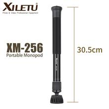 XILETU XM 256 Monopod  47.8inch Handy Tripod Monopod/Selfie Stick/Pole For Camera/Camcorder/Smart Phone/Mirrorless camera