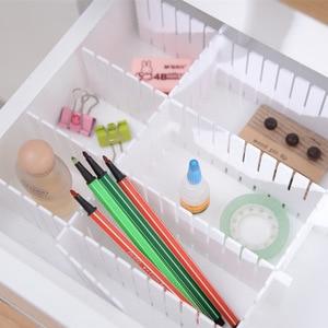 Drawer Separators Plastic Lingerie Lattice Organizer Thick Strong Plastic Board