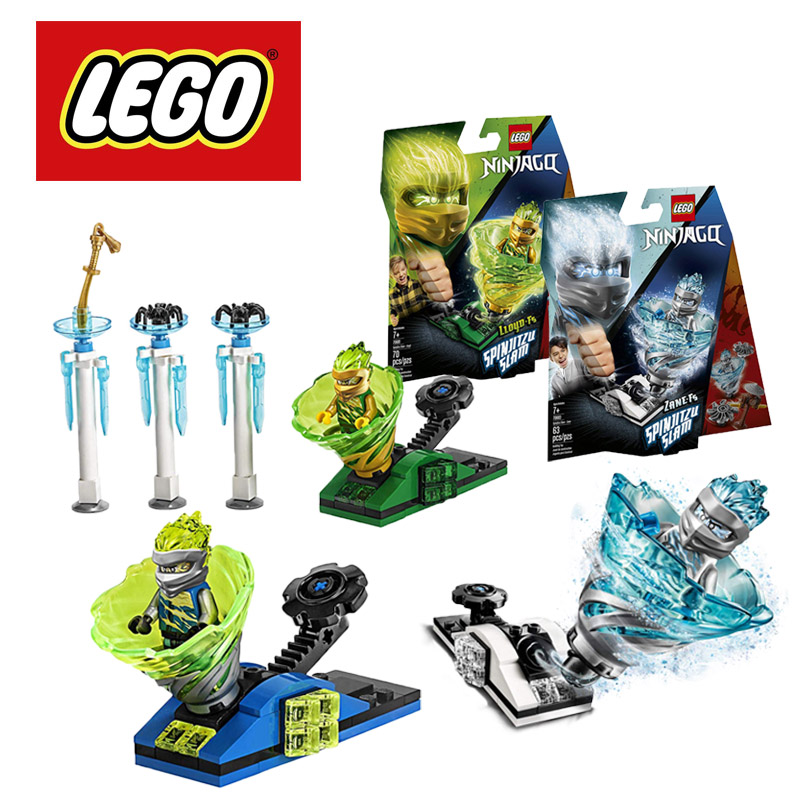 2019 LEGO Ninjago Spinjitzu Slam - Lloyd 70681 Building Kit (70 Pieces) Lego Ninjago Duplo Building Blocks DIY Educational Toys