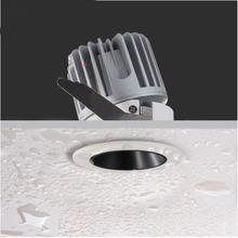 Светодиодный точечные потолочные светильники с регулируемой