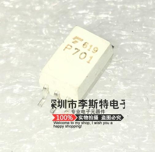 10pcs  P701 TLP701 TLP701F SOP-6