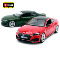 Bburago 1:24 Audi RS 5 Coupe Sports Car Diecast Model Car Toy New In Box Free Shipping 21090