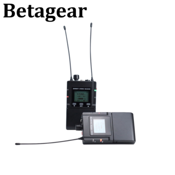 Beatgea in ear monitor system s7028IEM stereo body iem professional uhf iem system for stage audio  wireless monitor system