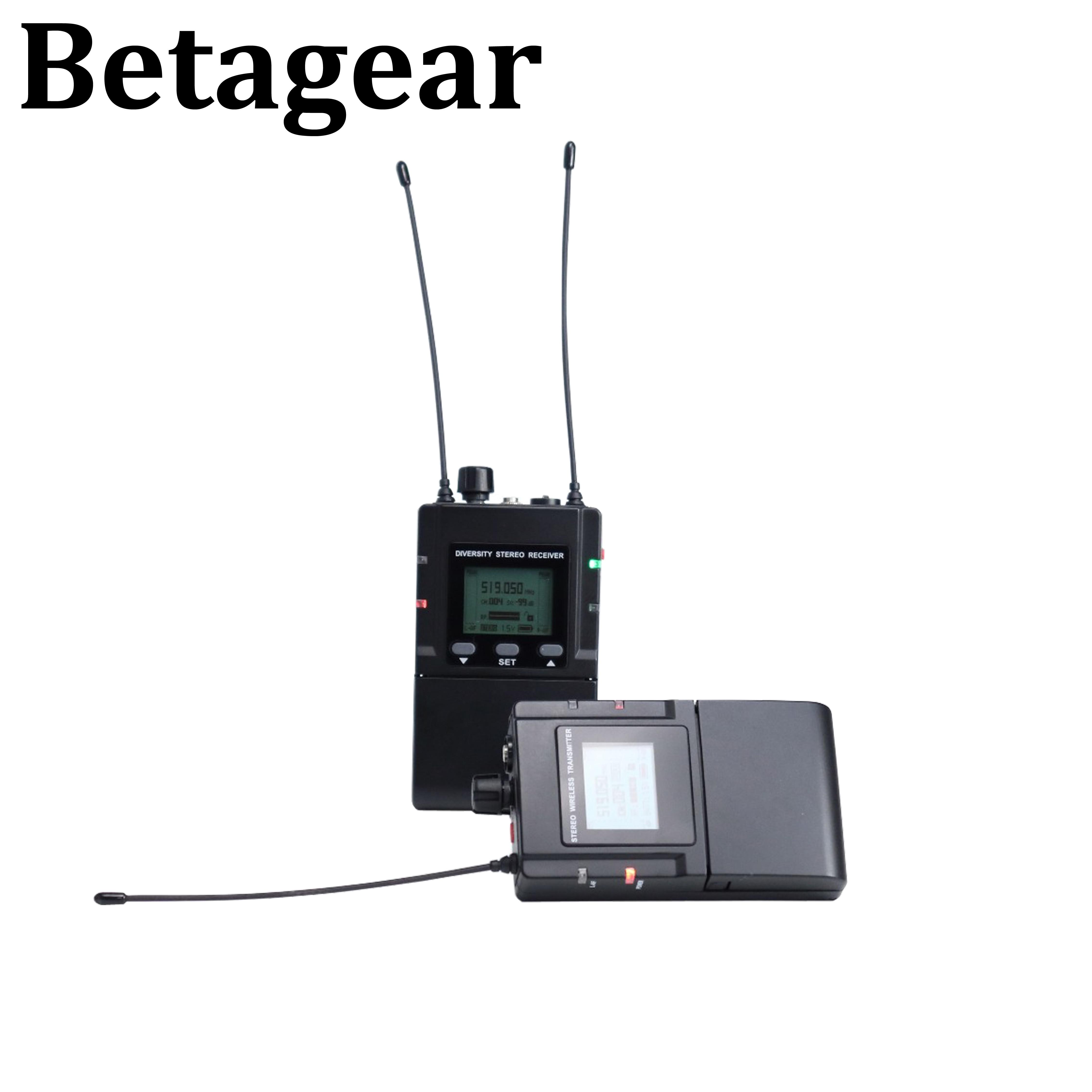 Beatgea w ucho monitor systemu s7028IEM stereo ciała iem profesjonalne uhf iem system audio bezprzewodowy system monitorowania