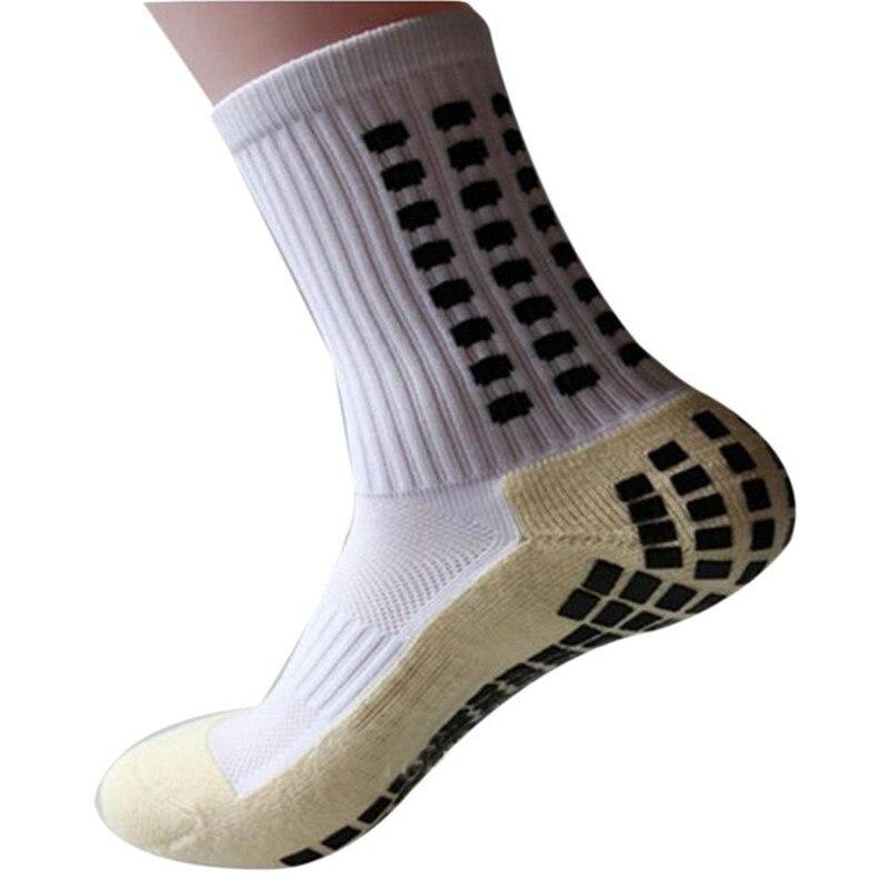 Trusox) мужские новые (тип спортивные носки для футбола, противоскользящие носки, хлопковые футбольные нескользящие носки, хлопковые носки для...