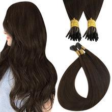 VeSunny Keratin Beads Stick Tip Hair Brazilian 0.8g/s Prebonded Virgin Hair Hair