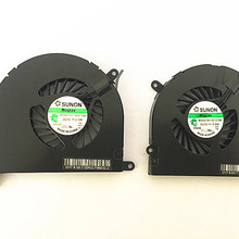 SSEA New CPU Cooling Cooler Fan for macbook pro 17 inch MC226 mc227 A1297 laptop