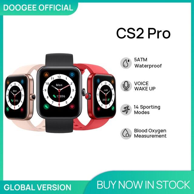 Смарт-часы DOOGEE CS2 Pro 1