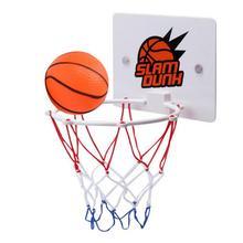 Детская мини-игрушка-обруч для баскетбола, для использования в помещении, на открытом воздухе, для занятий спортом, Настенное подвесное бас...
