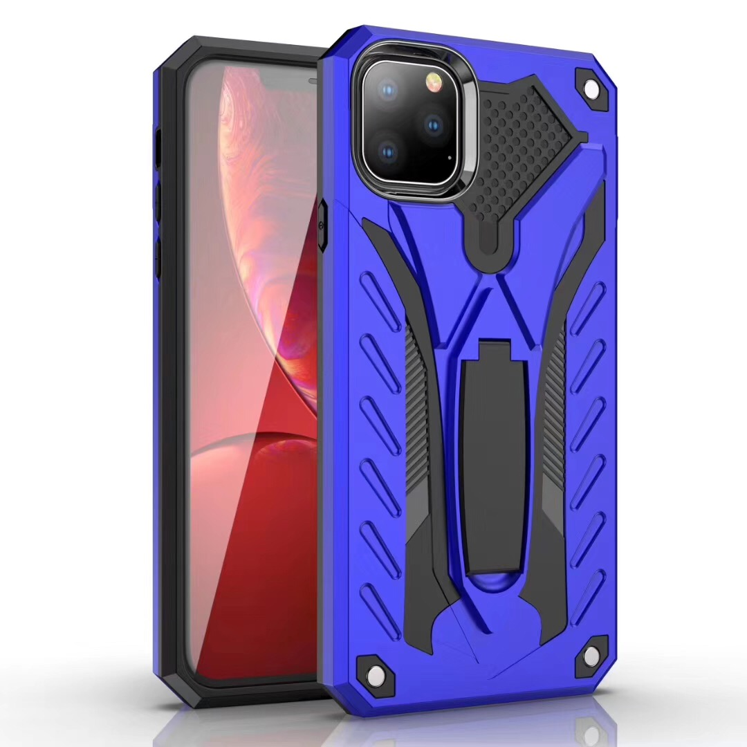 WEFIRST Rugged Hard PC Case for iPhone 11/11 Pro/11 Pro Max 9
