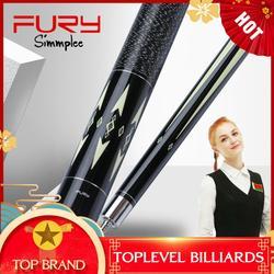 FURY GRACE Biljart Carambole Keu 11.8mm Maple As Professionele Hoge Kwaliteit Carambole Billar Stok Kit met Vele Geschenken