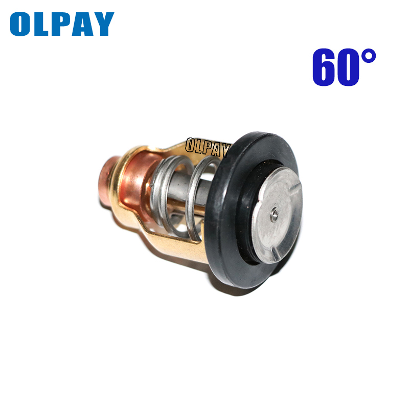 67F-12411-01 Thermostat For Yamaha F75 F80 F90 F150 VF250 Outboards