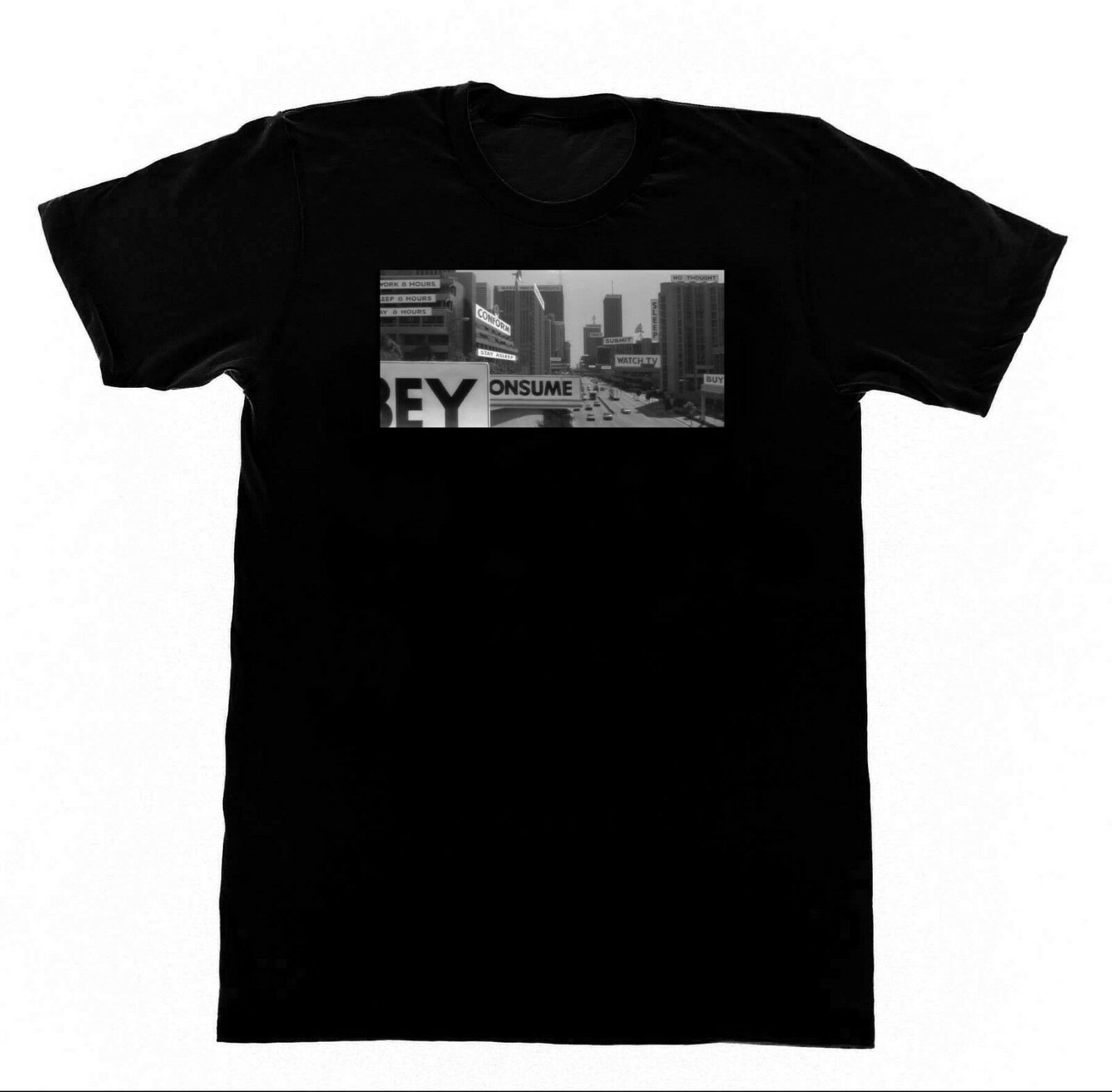 They Live – Shirt TShirt 141 John Carpenter Rowdy Rodney Piper