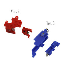 цена на Hunting Accessories 3 pcs /lot SHS Heat Resistance Switch for Airsoft Ver.2/Ver.3 AEG Gearbox Red